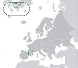 International Shipping to Andorra